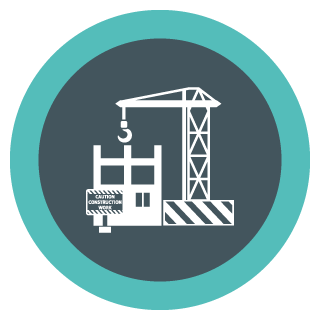Capital Construction Training Group Works Icon